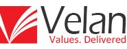 Velan Bookkeeping logo